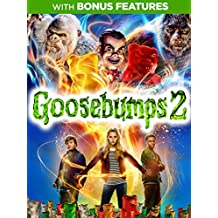 Goosebumps 2 [With Bonus Content]