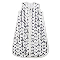 aden + anais Silky Soft Sleeping Bag, pebble shibori- Medium