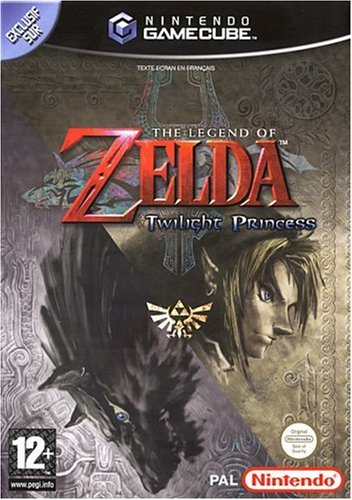 Third Party - The Legend of Zelda - Twilight Princess [Game Cube] - 0045496394615