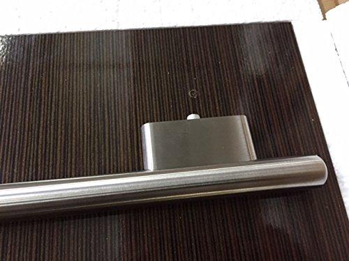 Asko Dishwasher Door panel Kit D/W luxury Decorative Wood w/Handle by ASKO (Image #4)