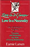 Love Is a Hunger, Earnest Larsen, 0896382516