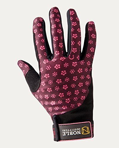 Noble Outfitters Perfect fit Glove Wine Daisy - Daisy Wine