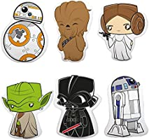 Conjuto de Almofadas Star Wars - 6 peças