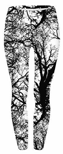 JINKAIJIA Women's Regular Size and Large Size Fashion Designs Digital 3D Printed Leggings(DDK010-1) by JINKAIJIA
