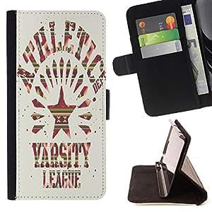Jordan Colourful Shop - FOR Samsung Galaxy Note 3 III - ?my heart you will hurt you - Leather Case Absorci¨®n cubierta de la caja de alto impacto
