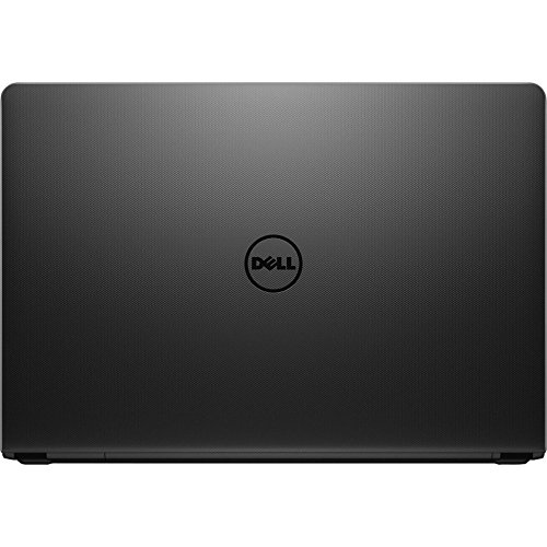 "2018 Newest Premium Dell Inspiron 15.6"" HD LED-backlit Display Laptop PC Intel Celeron Dual-Core Processor 4GB RAM 500GB HDD WiFi HDMI DVD-RW Webcam Bluetooth MaxxAudio Windows 10-Black"
