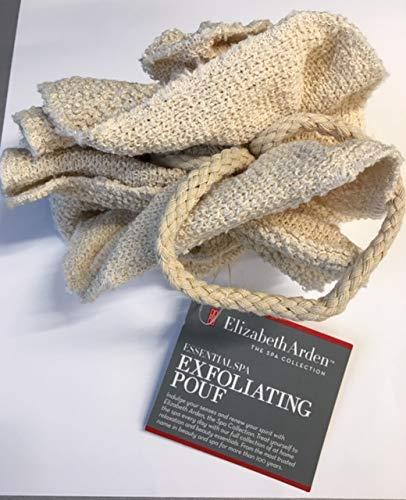 Elizabeth Arden Spa Collection Exfoliating Natural Hemp Shower Pouf