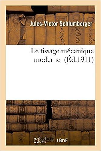 Lire un Le tissage mécanique moderne pdf, epub