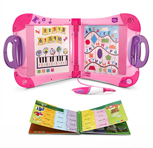 Leappad Learning System First - LeapFrog LeapStart Interactive Learning System, Pink