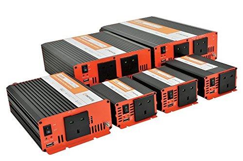 12V Softstart Power Inverter Modified Sine 150W