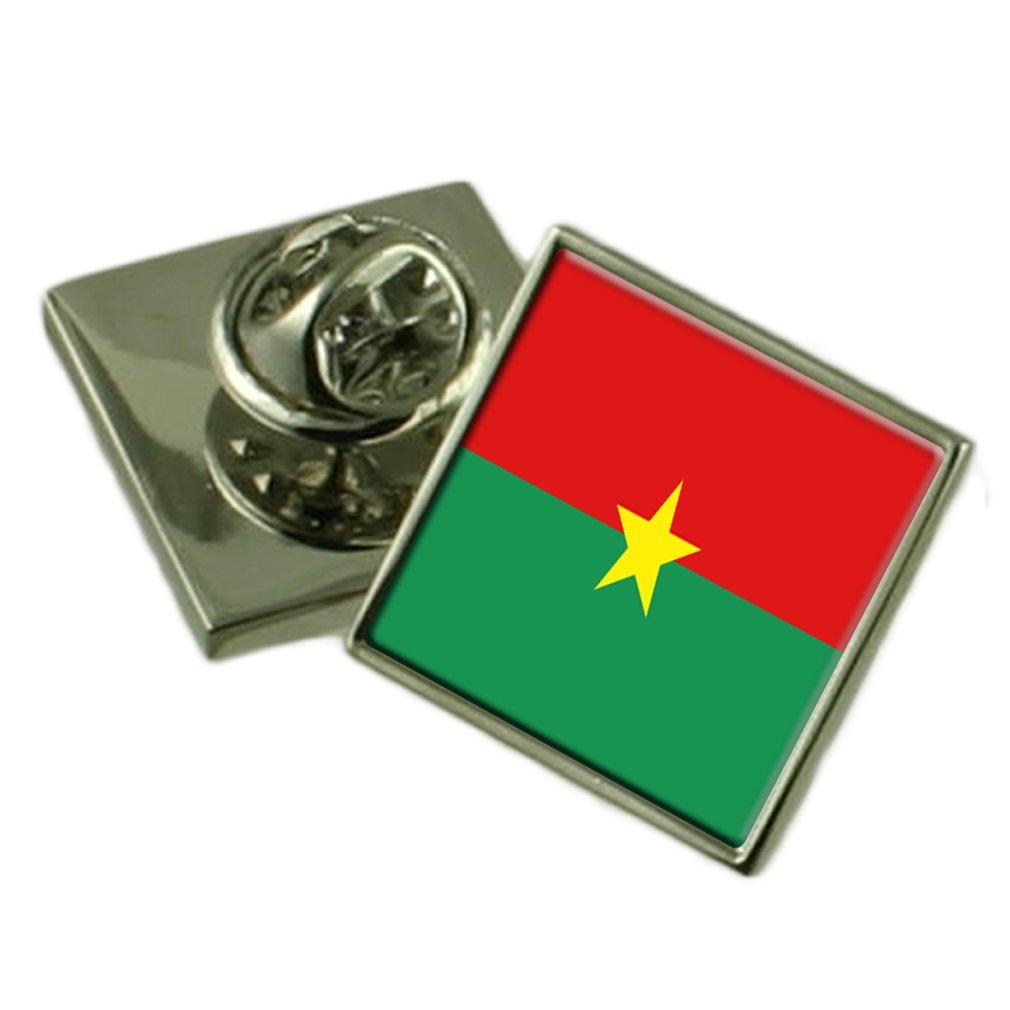 100 %品質保証 ブルキナファソの国旗ラペルピンバッジシルバー 925 製 B01MZBOSRJ B01MZBOSRJ, キングダムノート:e71c0773 --- arianechie.dominiotemporario.com