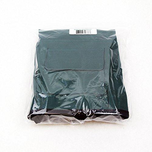 Ballistic Apron - FastCap 80638 Ballistic Nylon Self Heal Adjustable Apron, Green