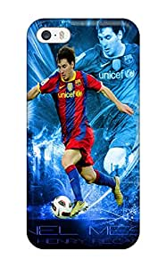 Faddish Phone Lionel Messi Networth Case For Iphone 5/5s / Perfect Case Cover