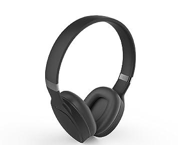 Lauson Auriculares Bluetooth Inalámbricos con micrófono, Manos libres y control de volumen, Incluye cable USB de carga (Disponibles en varios colores), ...