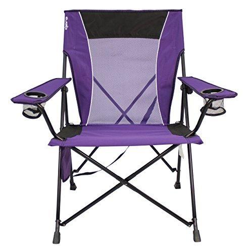 : Kijaro Dual Lock Portable Camping and Sports Chair