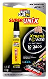 Super Glue 90015-15 Unix Universal Xtreme Instant Adhesive, 10 g, Clear