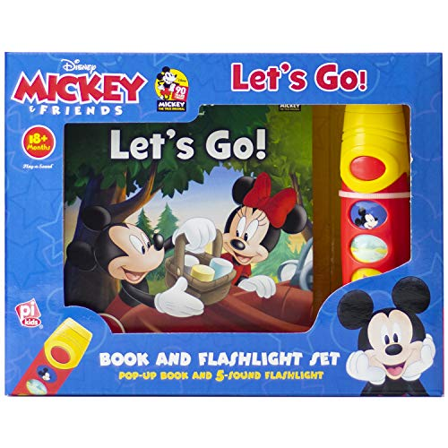 Disney - Mickey & Friends Let