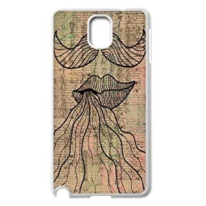 Mustache Design Discount Personalized Hard Case Cover for Samsung Galaxy Note 3 N9000, Mustache Galaxy Note 3 N9000 Cover