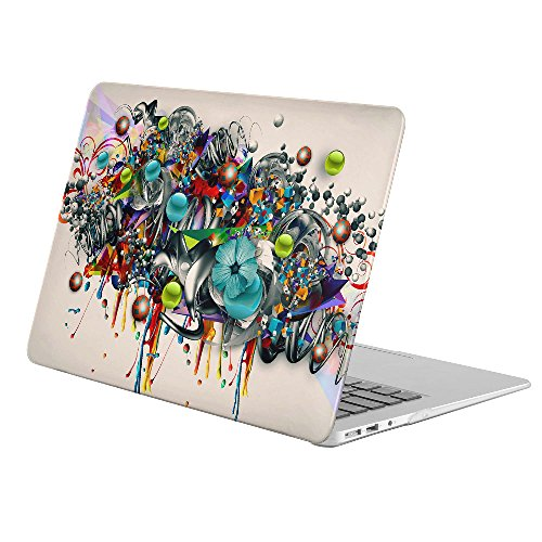 (KoolMac [ Full Body Hard Case ] [ Apple MacBook Air 13