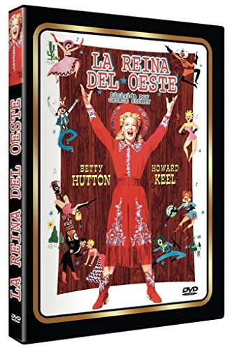 (La Reina del Oeste (Annie Get Your Gun) - 1950 [Non-usa Format: Pal -Import- Spain])
