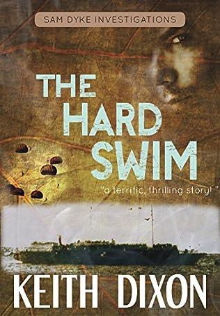 book cover of The Hard Swim