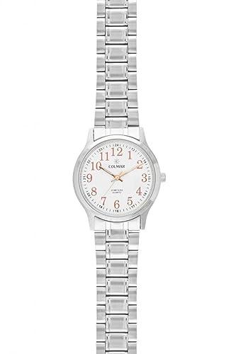 Colmar analógico1666 Reloj hombre de pulsera analógico: Amazon.es: Relojes
