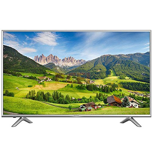 Sharp LC60P6070U 60inch class 595 diag 4K UHD Smart TV