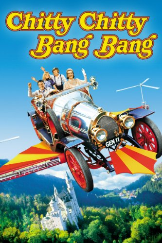 Chitty Chitty Bang Bang (E Unit Lionel)