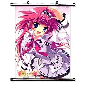 Koi ga saku koro sakura doki anime fabric wall scroll for Koi ga saku koro sakura doki