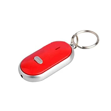wiFndTu Whistle Key Finder LED Parpadeante pitido ...