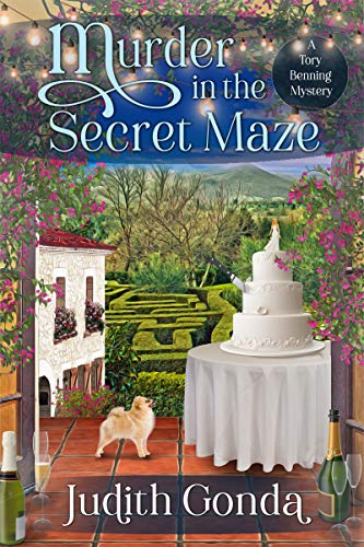 Murder in the Secret Maze (A Tory Benning Mystery Book 1) by [Gonda, Judith]