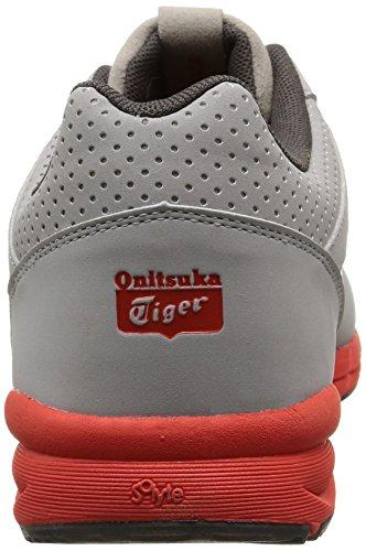 Onitsuka Tiger Sneaker Shaw Runner Grigio Chiaro/Rosso EU 40
