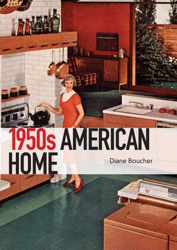 The 1950s American Home (Shire Library USA Book -