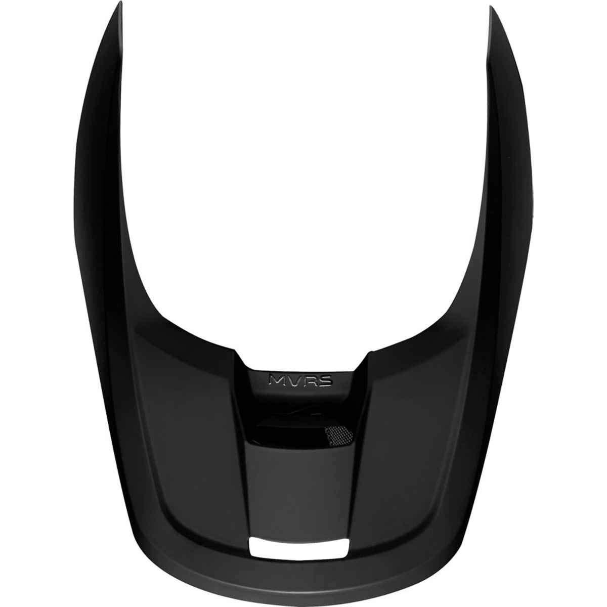 Matte Matte Black Fox Racing 2019 V1 Helmet Visor Medium
