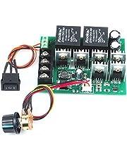 cherrypop pwm Speed Controller PWM elektronische gouverneur 40A 10V-50V 12V / 24V / 36V / 48V geborsteld motorcontroller maximaal vermogen van 2000W derde versnelling, vooruit/achteruit/stop