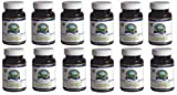 Naturessunshine Vitamin E Complete with Selenium 400 IU Supports Circulatory System 60 softgel Capsules (Pack of 12)