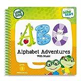 LeapFrog LeapStart Preschool Activity Book: Alphabet Adventures Music (English Version)