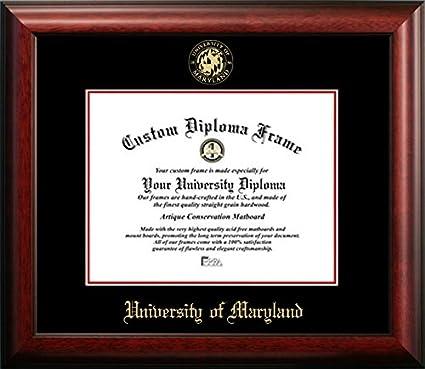 Amazon.com - University of Maryland Graduation Diploma Frame (13 X 17) -