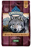 Blue Buffalo Wilderness Rocky Mountain Recipe High Protein Grain Free, Natural Adult Dry Dog Food, Bison 22-lb Review