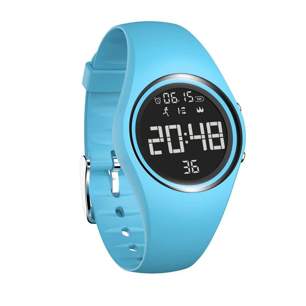 Reloj inteligente con Bluetooth, rastreador de actividad ...