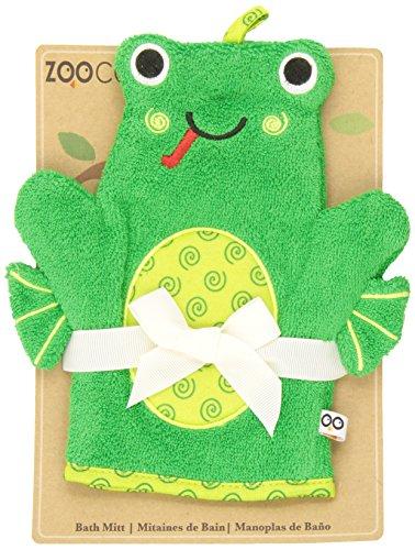 ZOOCCHINI Flippy the Frog Bath Mitt