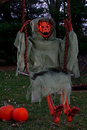 Fun World Light Up Pumpkin Decoration 36