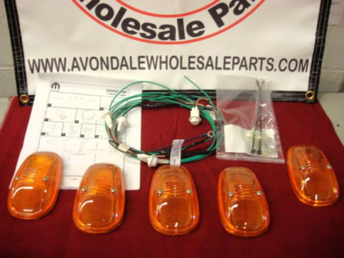dodge ram cab light template - 3