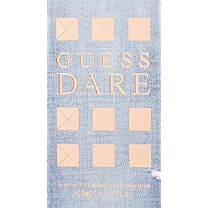 GUESS Dare Eau de Toilette Spray for Women, 3.4 Fluid Ounce