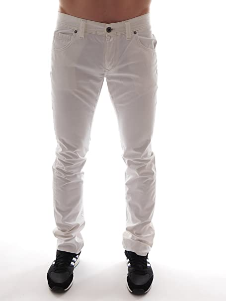 Freesoul X0o8wpkn W31amazon Frvêtements Pantalon Hommes Blanc n0wvm8ON