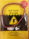 Anti Static Bracelet, Prevents the Build-Up of Static Electricity, Pink Color