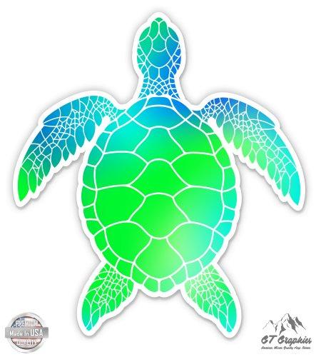 ninja turtle bike stickers - 3