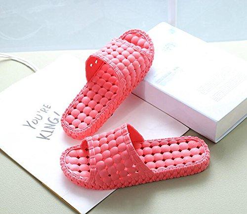 Slippers Ladies Anti-Slip Bath Leakage non-slip Indoor Floor Sandal 2 Pcs d Fx1pBB