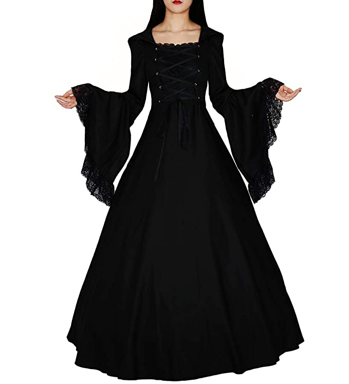 Amazon.com: Loli Miss - Disfraz de bruja victoriana gótica ...