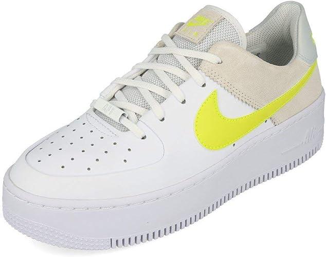 air force 1 blanche jaune